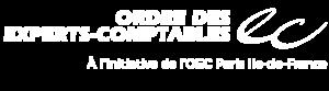 Logo OEC blanc